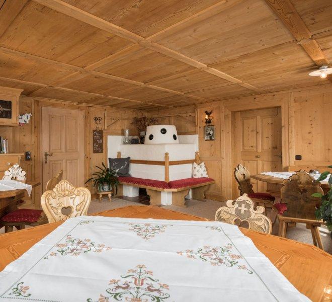 Bauernstube Haus Hubertus Warth