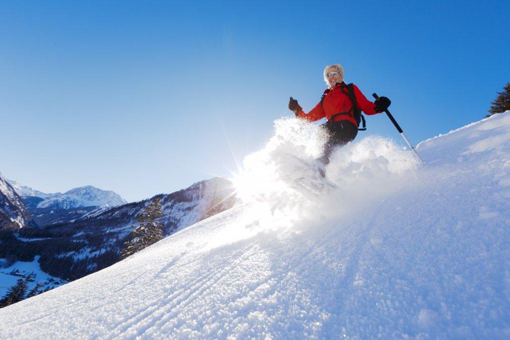 tiefschneefahren arlberg