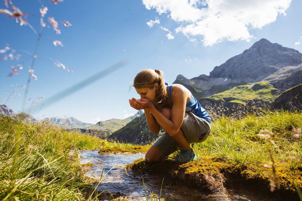 Wandern Vorarlberg