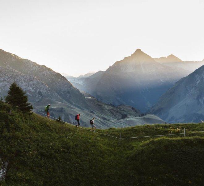 Vacation Arlberg