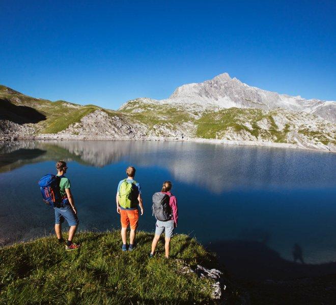 Warth-Schröcken Tourismus